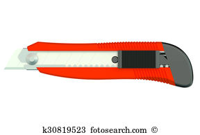 Utility knife Clip Art and Stock Illustrations. 106 utility knife.