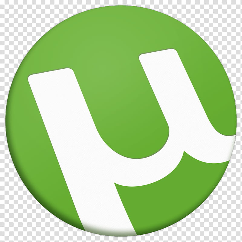 UTorrent, AppIcon transparent background PNG clipart.