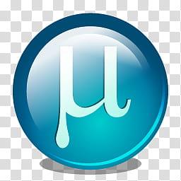 UTorrent Dock Icons , uTorrent_Icon, U Torrent icon.