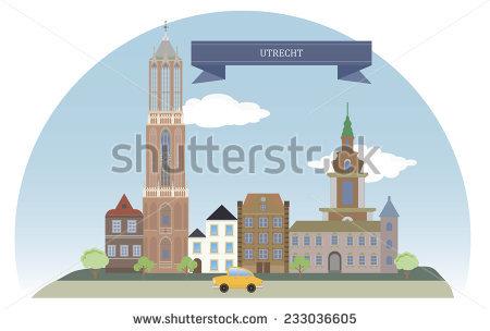 Utrecht Stock Vectors, Images & Vector Art.