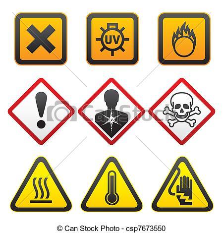 Hazard uv radiation Clip Art Vector Graphics. 13 Hazard uv.