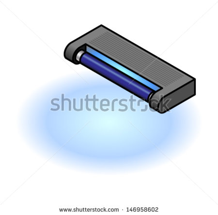 Uv Lamp Stock Images, Royalty.