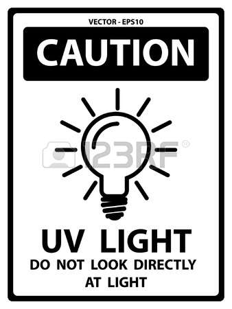 Uv light clipart.