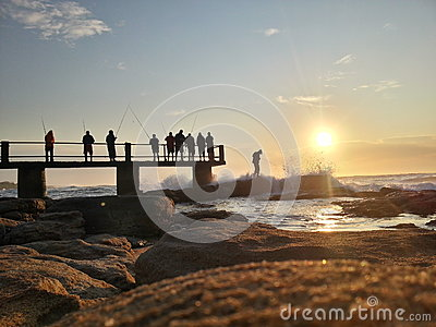 Uvongo Beach South Africa Stock Photos, Images, & Pictures.
