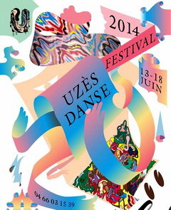 Uzes Dance Festival.