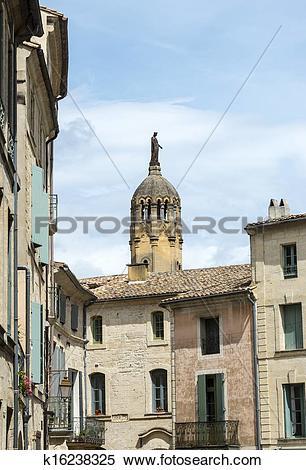 Stock Image of Uzes (France) k16238325.