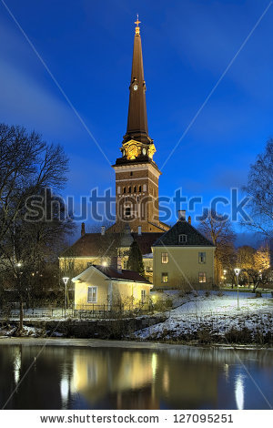 Vasteras Sweden Stock Images, Royalty.
