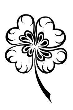 1000+ ideas about Kleeblatt Tattoos auf Pinterest.