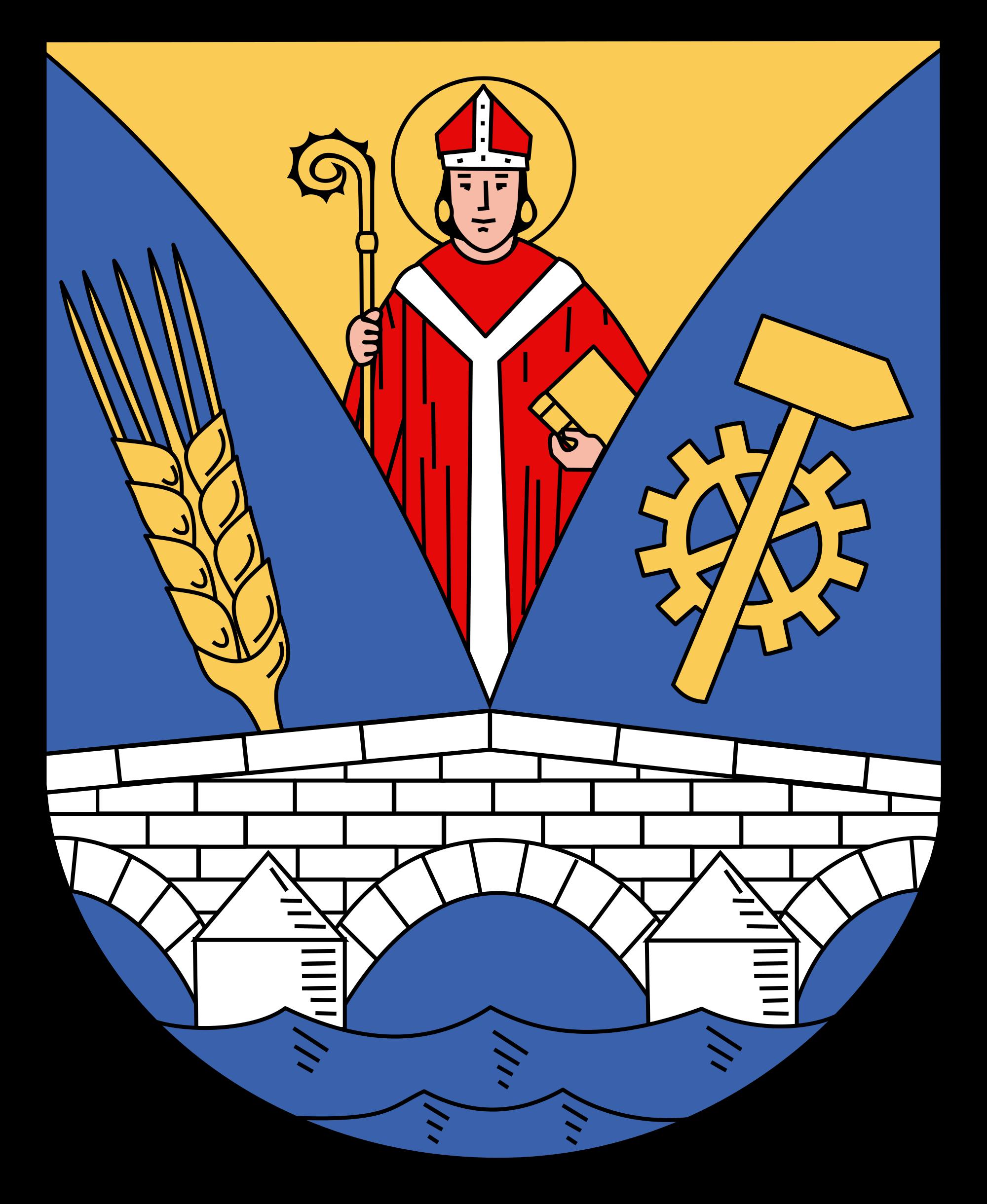 File:Wappen Vacha.svg.