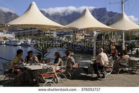 Cape Town Waterfront Stock Photos, Royalty.