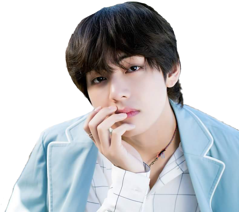 Taehyung V BTS png render aesthetic perfect kpop.
