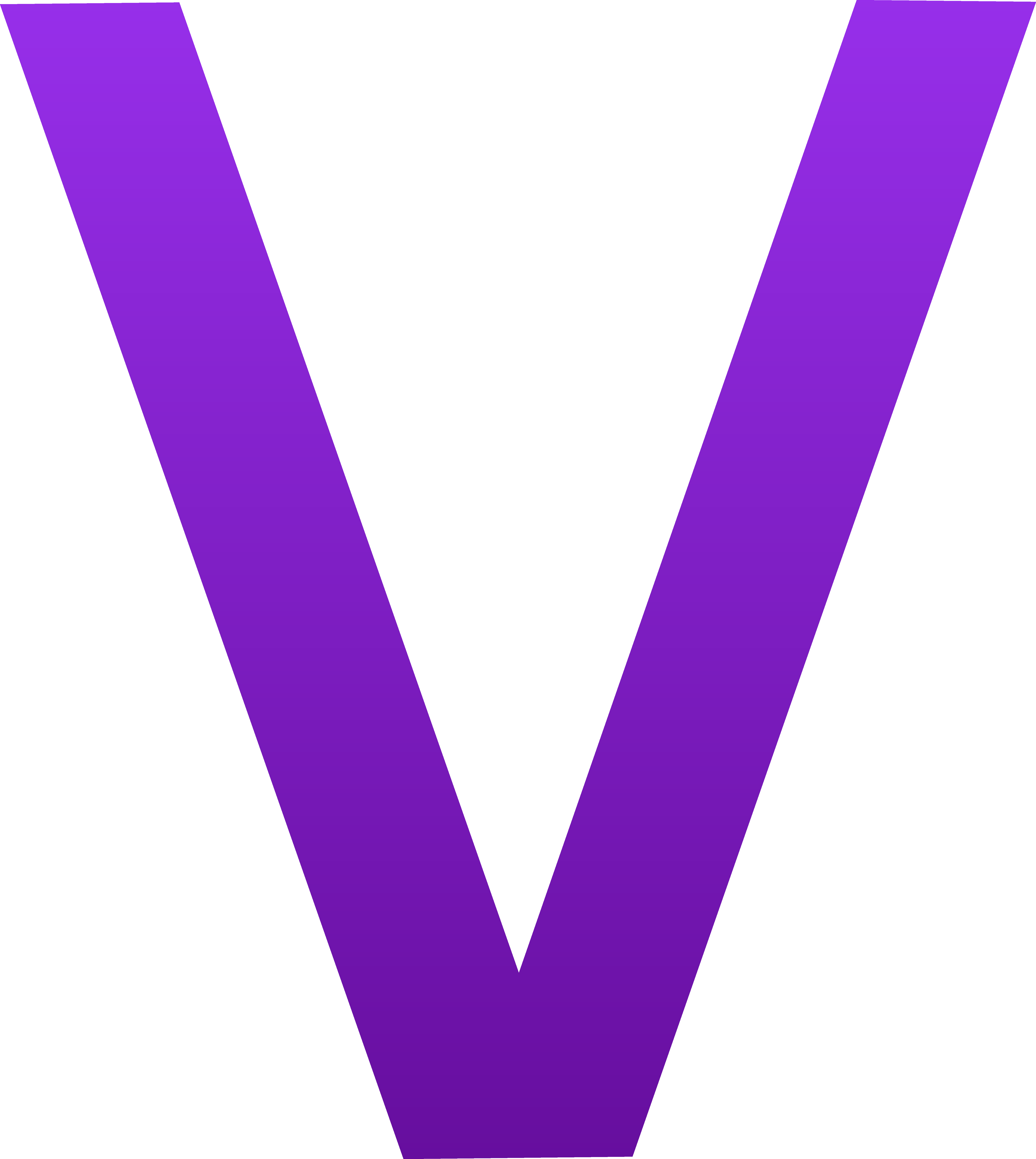 The Letter V.