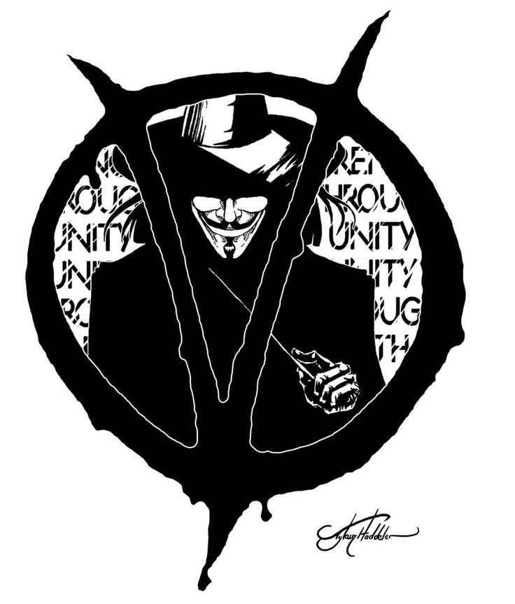 1000+ ideas about V For Vendetta Tattoo on Pinterest.