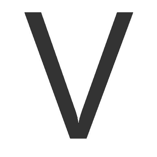 Download Capital Letter V Png Image 64947 For Designing.