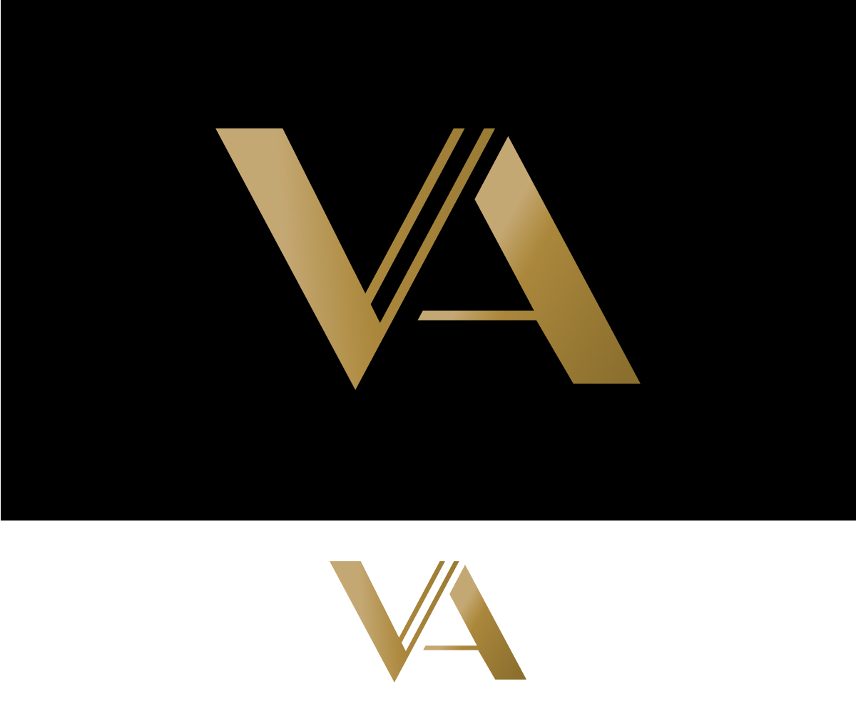 Modern, Personable Logo Design for VA by designmind78.