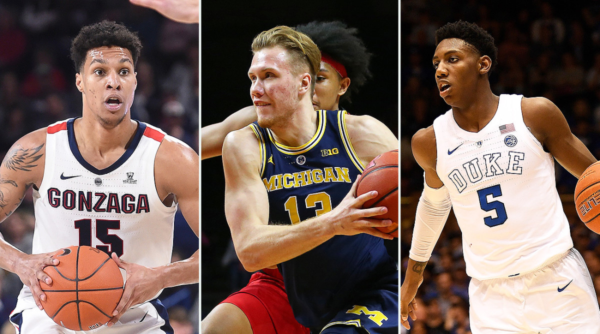 College basketball rankings: Top 25 Pros, cons for March.
