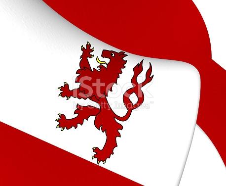 Flag Of Vaals Netherlands stock vector art 479422842.