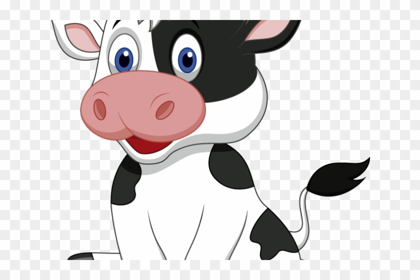Cattle Clipart Cow Face.