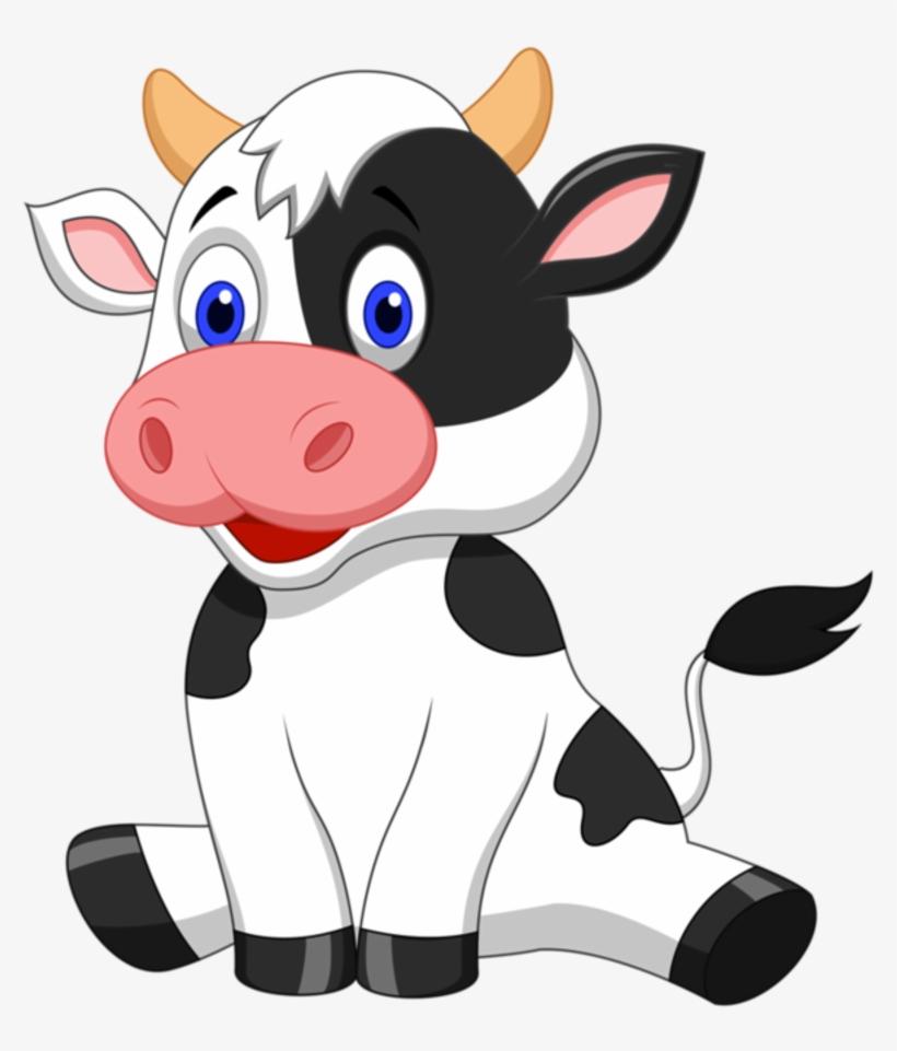Dibujo Vaca Png.