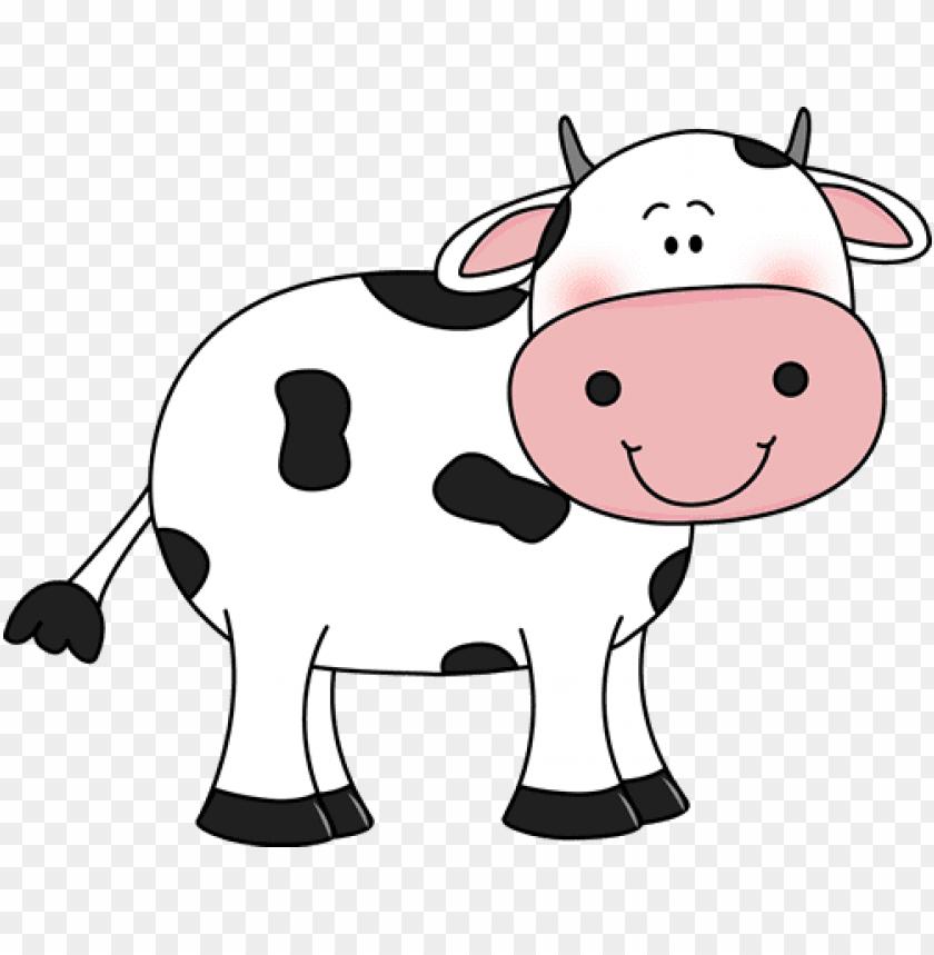 vaca dibujo png.