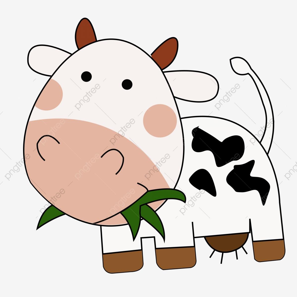 Childrens Dibujo Vaca Vaca Animal De Ganado, Animal.