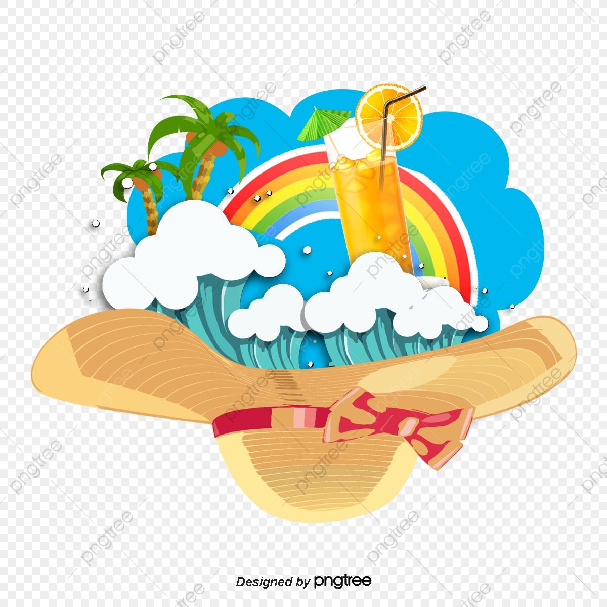 Vacaciones De Verano, Creative, Gran, Vacaciones PNG y.