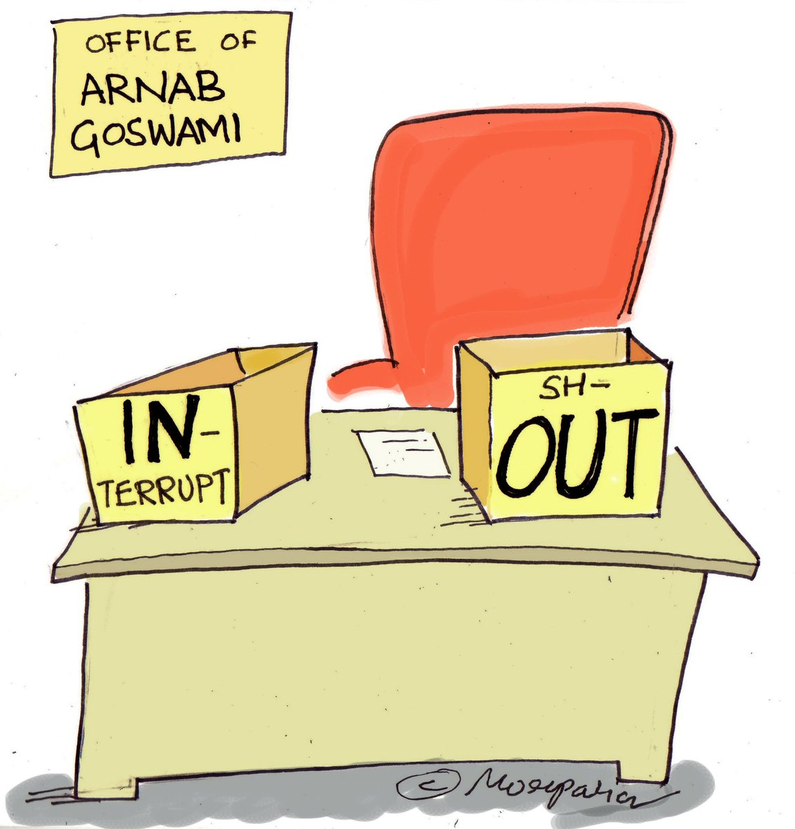 "hemant morparia on Twitter: ""#ArnabGoswamiResigns and a peek into."
