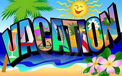 Vacation Clipart Florida Vaction.