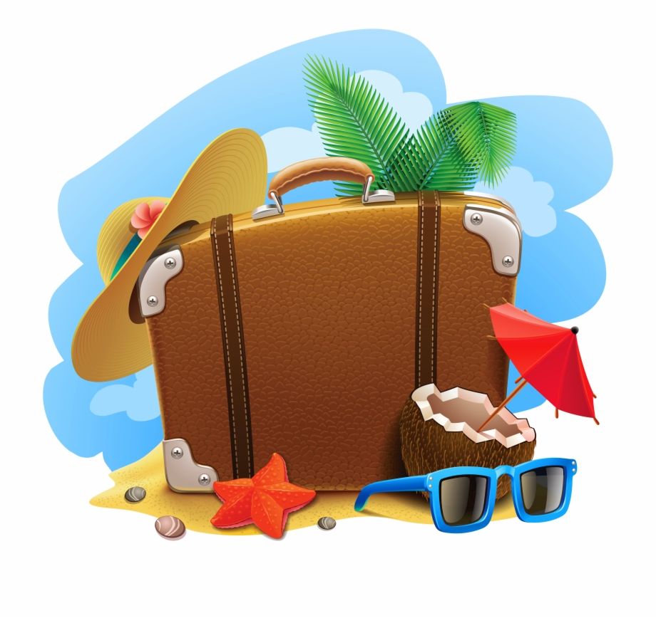 Vacation Clipart images collection for free download.