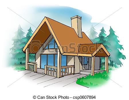 Vacation home Clipart and Stock Illustrations. 6,425 Vacation home.