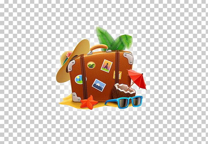 Travel Suitcase Vacation Icon PNG, Clipart, Beach, Cartoon.