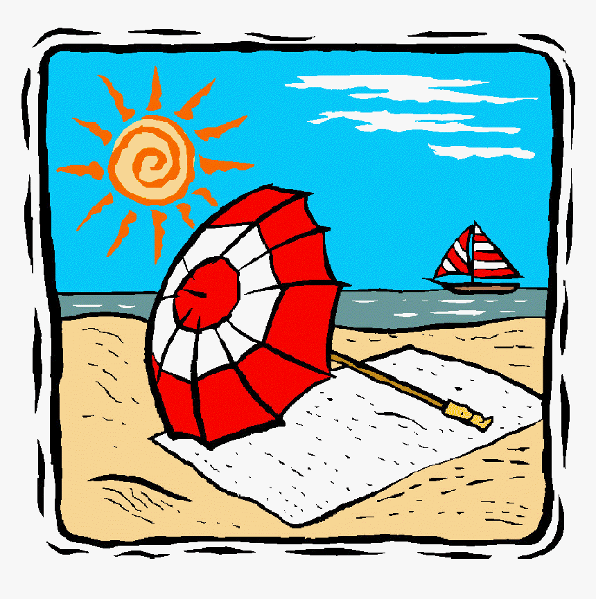 Summer Holiday Clip Art.