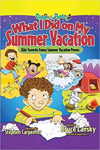 Amazon.com: What I Did on My Summer Vacation: Kids\' Favorite.