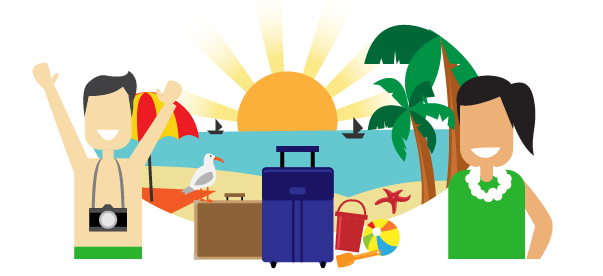 HAPPIFY: How To Have A Happy Vacation.