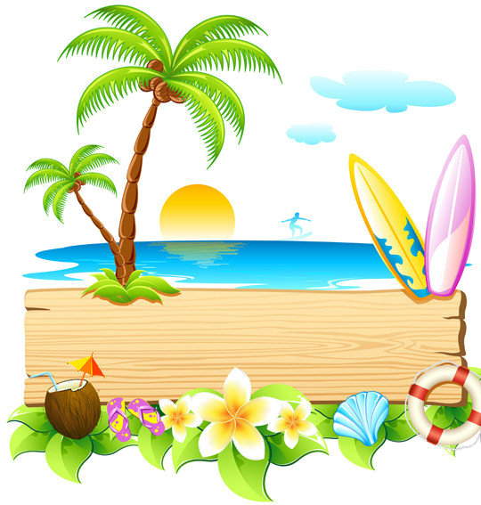 Vacation clipart wallpaper for free download and use images.