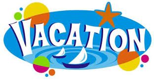 Collection of Vacation clipart.