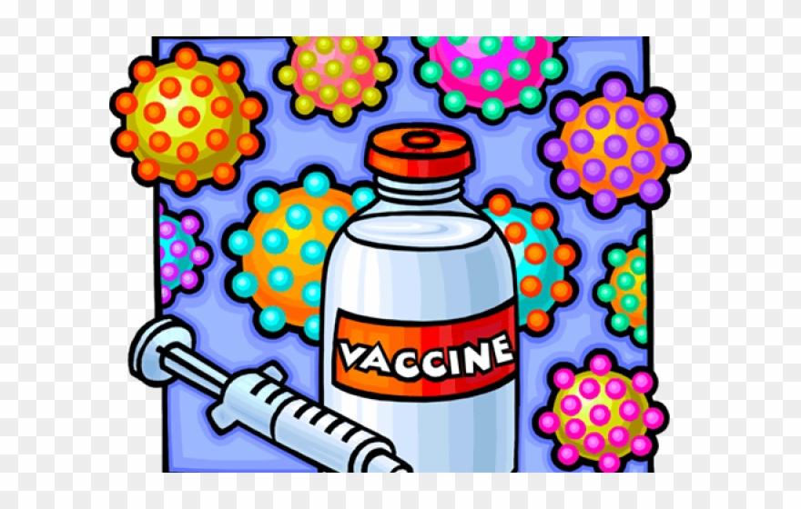 Syringe Clipart Immunization.
