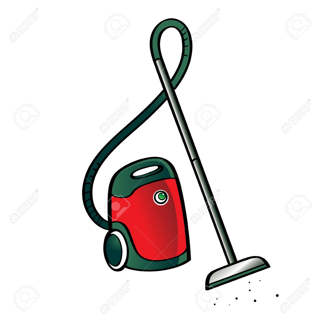 Free clipart vacuum cleaner.
