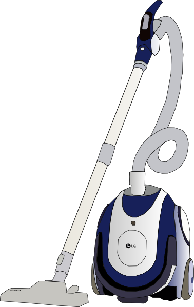 Free to Use & Public Domain Vacuum Cleaner Clip Art.