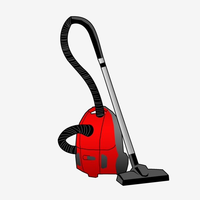 Vacuum Cleaner Png, Vector, PSD, and Clipart With.
