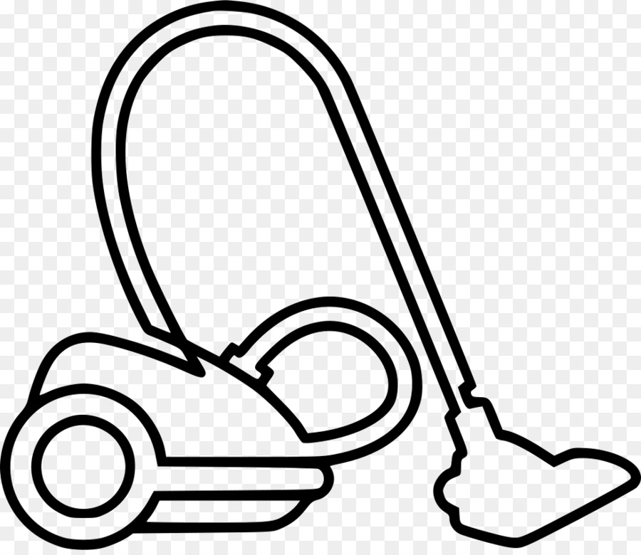 Vacuum Cleaner White png download.