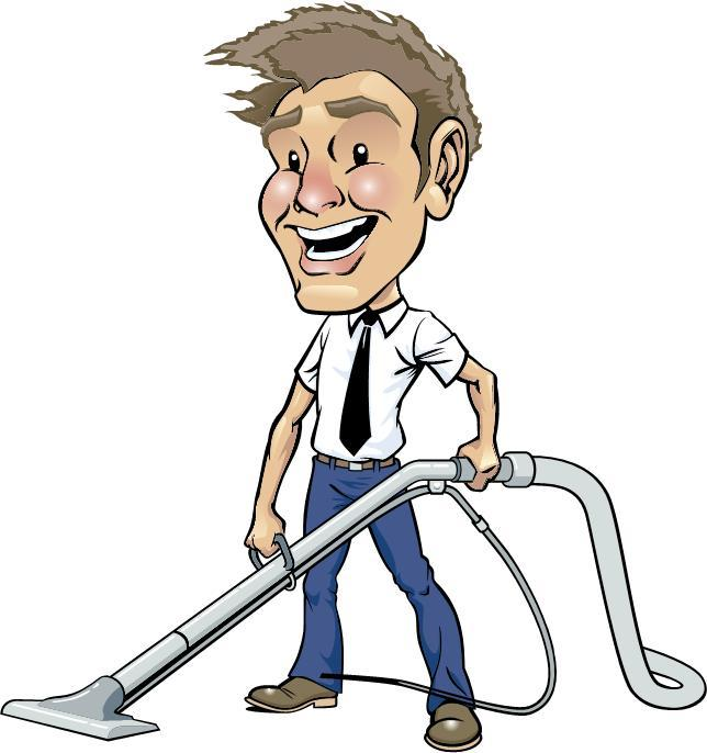 Image of Carpet Cleaning Clipart #5894, Vacuum Cleaner Sales.