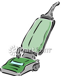 Green Vacuum.