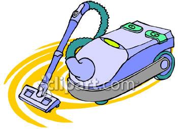 Canister Vacuum.