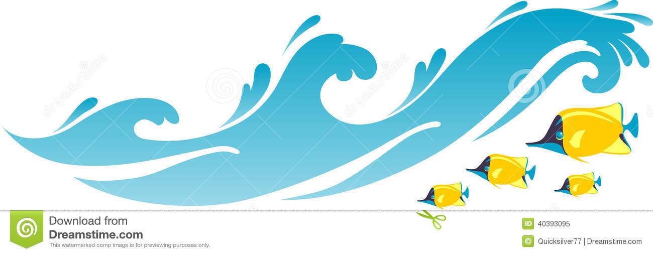 Seawater Stock Illustrations.