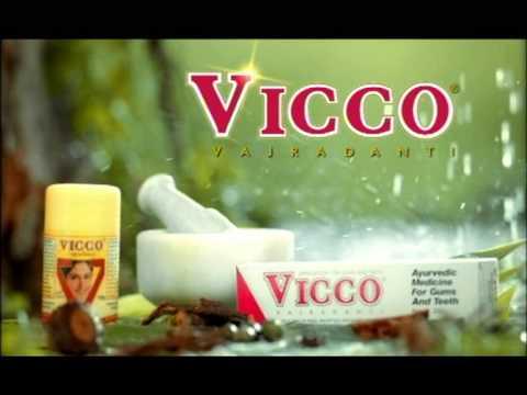 VICCO Vajradanti Smile.