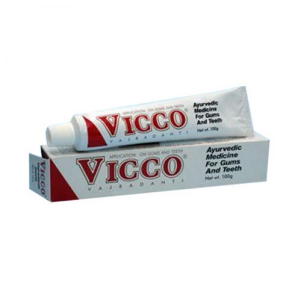 Vicco Vajradanti Ayurvedic Tooth Paste 50g.