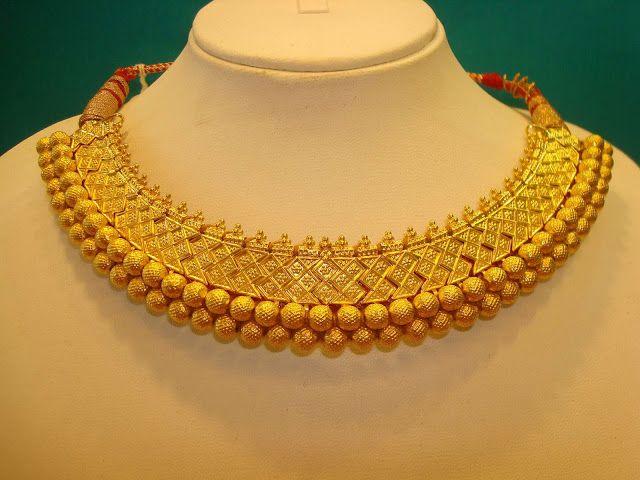 Maharashtrian Wedding Bridal Jewelry.