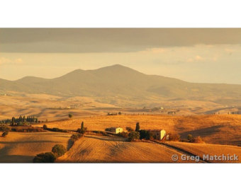 Val d orcia.
