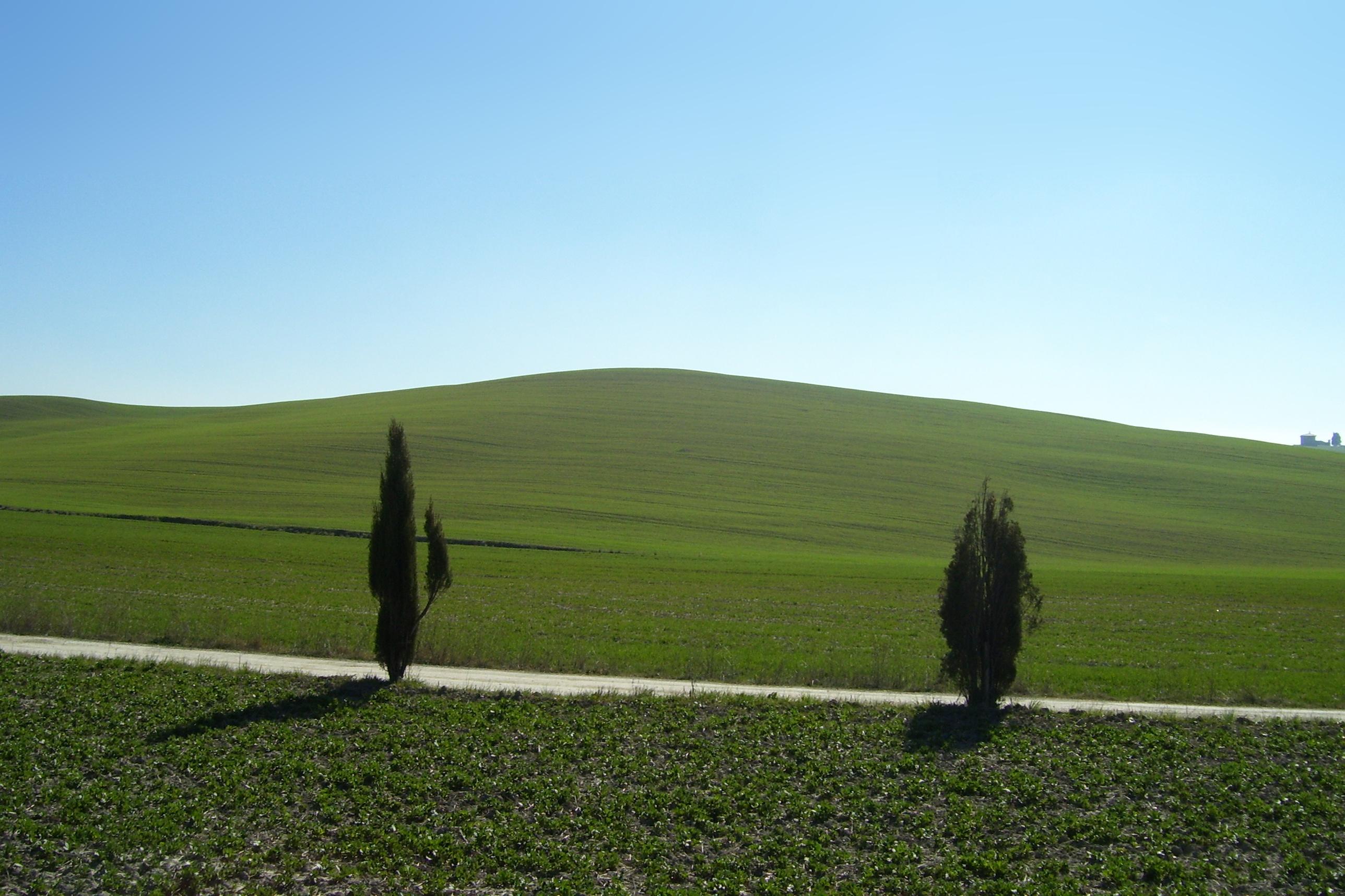 Tuscany.